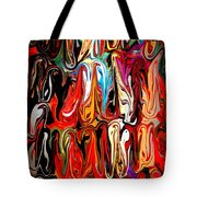 Spirit Of Mardi Gras Tote Bag by Carol Groenen