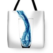 Spirit Of The Glass Tote Bag