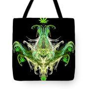 Spirit Of The Leaf Tote Bag