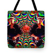 Spirit Of The Rose Tote Bag