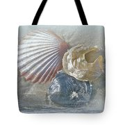 Spirit Of The Sea - Seashells And Surf Tote Bag