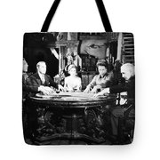 Spiritualism Tote Bag