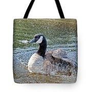 Splashing Fun Tote Bag