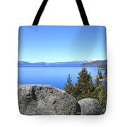 Splendid Lake Tahoe Tote Bag