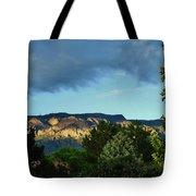 Splendor Of The Mountains Tote Bag
