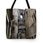 Split Croatia's Old Town Tote Bag