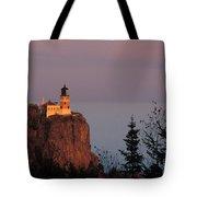 Split Rock Lightghouse - Fs000635 Tote Bag