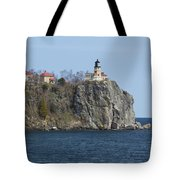 Split Rock Lighthouse 83 Tote Bag