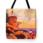 Split Rocks Golden Memories       Tote Bag