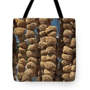 Sponge Docks Tote Bag