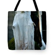 Spooky Flight Tote Bag