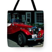 Sporty Tote Bag