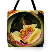 Spotted Lily Energies Tote Bag