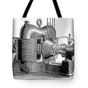 Sprague Motor, C1890 Tote Bag