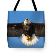 Spread Eagle Tote Bag