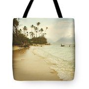 Sprecks Beach Tote Bag