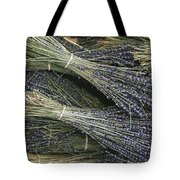 Sprigs Of Lavender, Provence Region Tote Bag