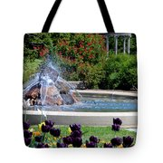 Spring At Maymont Tote Bag