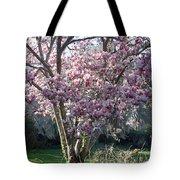 Spring Blooming Tote Bag