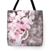 Spring Blossom Tote Bag by Amanda Elwell