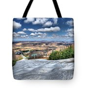 Spring Bumps Tote Bag