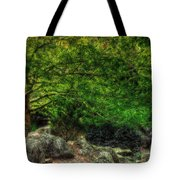 Spring Canopy Tote Bag