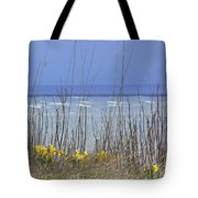 Spring Comes To The Cape Tote Bag