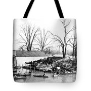 Spring Flood, 1903 Tote Bag