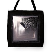 Spring Flood Squared Tote Bag