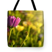 Spring Flower Tote Bag by Carlos Caetano