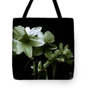 Spring Form Tote Bag