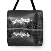 Spring In The Tetons Tote Bag