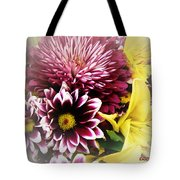 Spring Mix Tote Bag