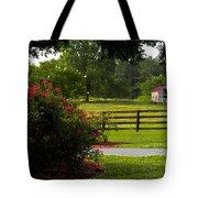 Spring Ranch Tote Bag