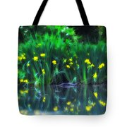 Spring Reflections Tote Bag