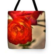 Spring Rose Tote Bag