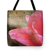 Spring Sings Tote Bag