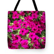 Springtime Flowers Tote Bag