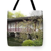 Springtime In The Gardens Tote Bag