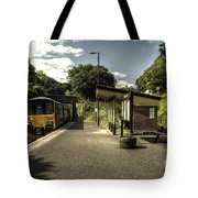 Sprinter At Sandplace Tote Bag by Rob Hawkins