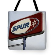 Spur Station In The U.p. Tote Bag