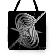Sput 2 Tote Bag by Deborah Benoit