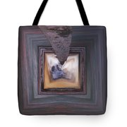 Squared Stream Tote Bag