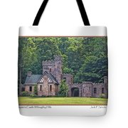 Squires Castle Tote Bag