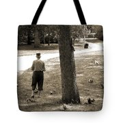 Squirrel Lady Tote Bag