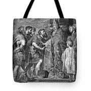 St. Ambrose & Theodosius Tote Bag