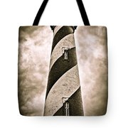St Augustine Lighthouse Tote Bag