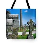 St. Canices Cathedral, Kilkenny City Tote Bag