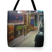 St Clair Side 1 Tote Bag