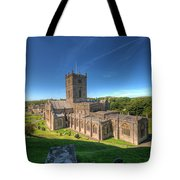 St Davids Cathedral 3 Tote Bag